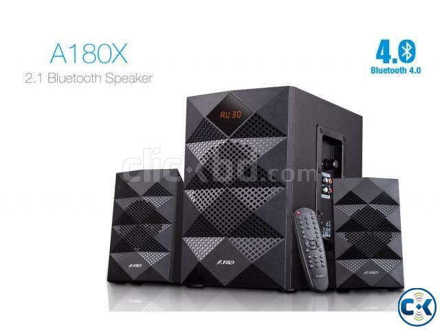 F D A180X Multimedia Bluetooth Speaker | ClickBD large image 0