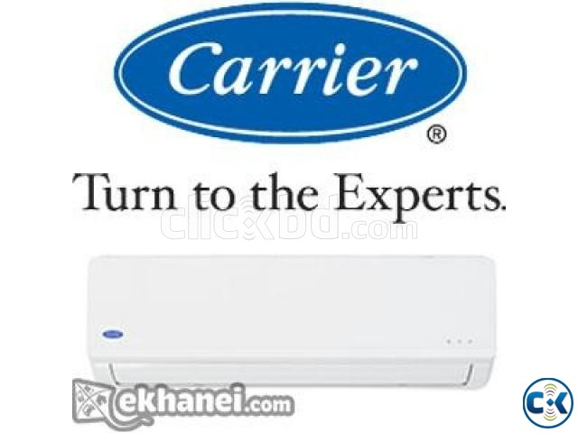 Carrier Split Type AC 1 Ton Brand CARRIER Asse | ClickBD large image 0