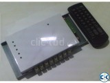 Remote control solar charge controller