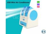 USB Mini Air Conditioner Fan