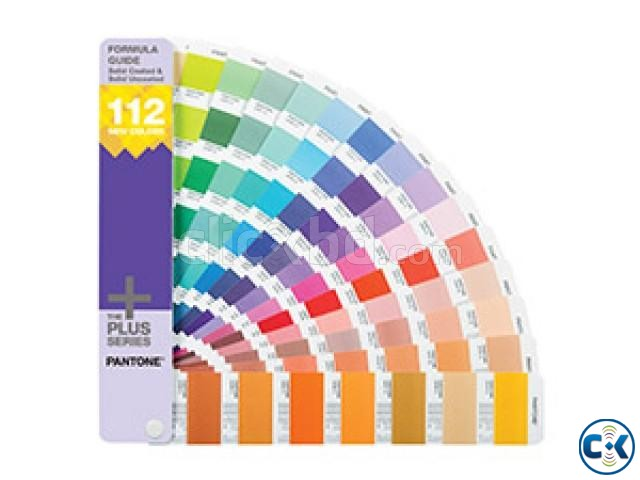 Pantone Coated Uncoated 112 colors bdBd. | ClickBD large image 0