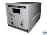 Digital Voltage Stabilizer 5KVA