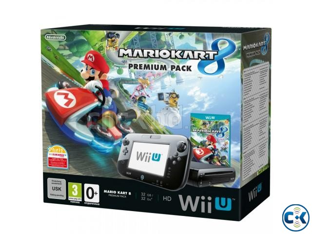 Nintendo Wii U 32GB Console Lowest Price brend New | ClickBD large image 0