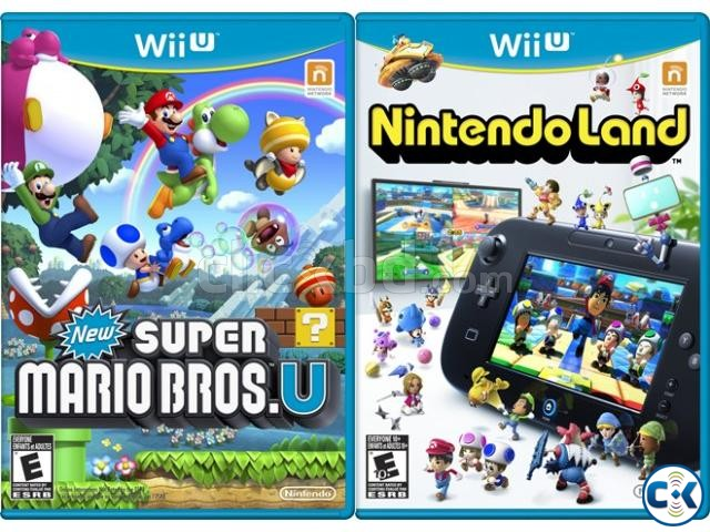Nintendo Wii U Game Lowest Price in BD | ClickBD large image 1