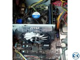 MSI NVIDIA GEFORCE GT730 2GB DDR5