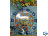 MAGNETIC DART BOARD FOR KID