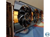 Sapphire r9 290x 4GB fresh condition card