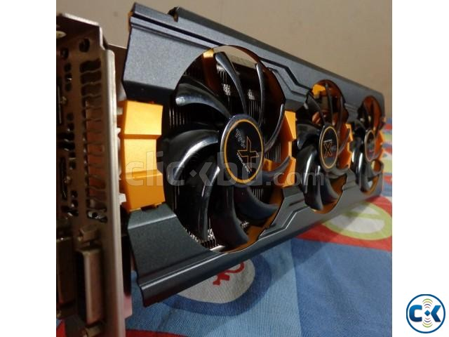 Sapphire r9 290x 4GB fresh condition card | ClickBD large image 0