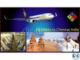 Chittagong to Chennai, India Cheap Air ticket