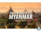 Myanmar Tour Package