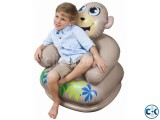 Cartoon inflatable comport air sofa chair for kids