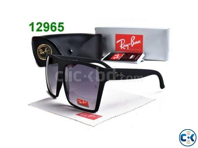 Ray Ban Black Men s Sunglasses E57 | ClickBD large image 0
