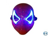 Spider Man LED Mask