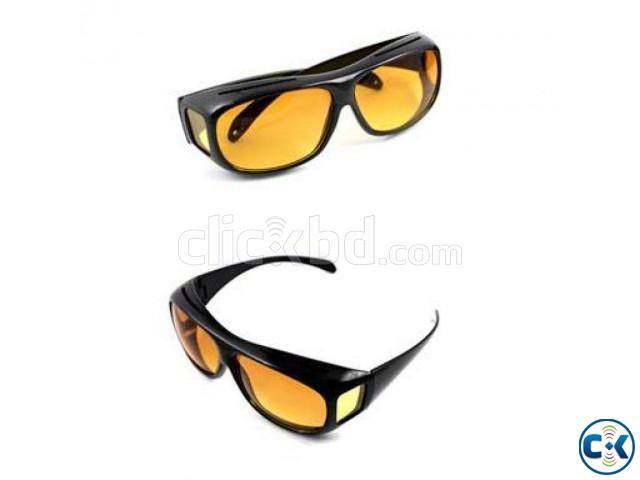 Night driving HD Vision Sunglasses Set. | ClickBD large image 0