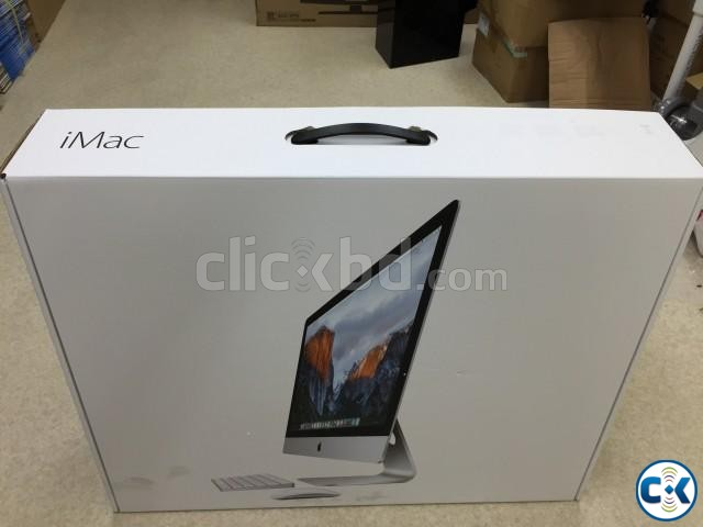 iMac Retina 5K 27-inch Core i7 Late 2015  | ClickBD large image 0