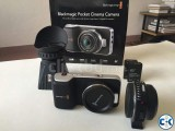 Blackmagic Pocket Cinema Camera Kit