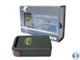 Mini Global GPS Tracker intact Box
