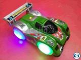 LIGHTING GREEN CAR