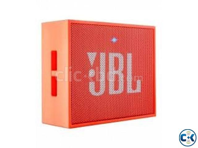 Jbl Go Orange | ClickBD large image 0