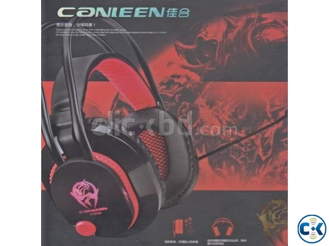 CANIEEN X500 HI QUALITY HEADPHONE | ClickBD large image 0