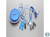 AWEI HEADPHONE BLUE