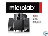 Microlab M-100 1 year warranty 10 watt