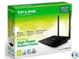 Tp.link High Power Router warranty 1year