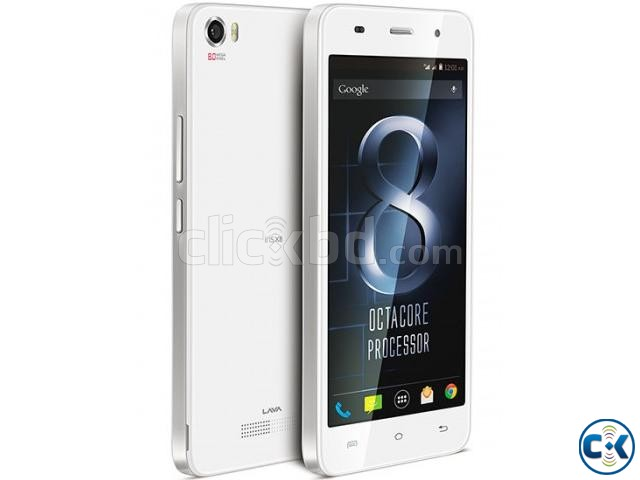 Lava Iris X8Q Brand new almost | ClickBD large image 0