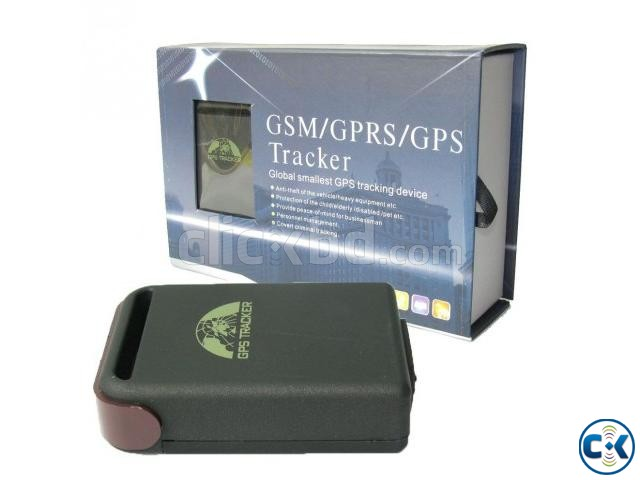 Mini Global GPS Tracker intact Box | ClickBD large image 0