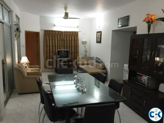 Fully furnished rental apartments in Dhaka | ClickBD large image 3