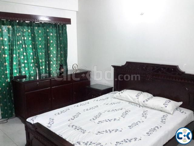 Looking for rental fully furnished apartments in Dhaka    ClickBD large image 4