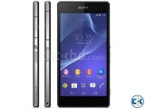 Sony Xperia Z2 Brand New Intact See Inside Plz