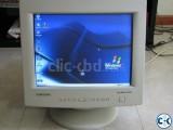 Samsung working CRT Monitor 15 inch