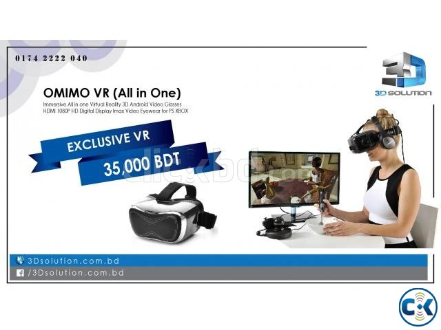 OMIMO ALL IN ONE VR HDMI | ClickBD large image 0