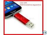64gb DUAL USB PENDRIVE