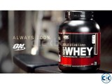100 GOLD PROTEIN BY OPTIMUM NUTRITION.