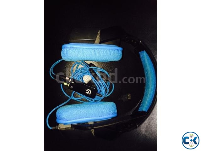 Logitech G430 Gaming Headset | ClickBD large image 2
