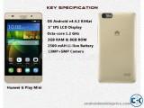 Huawei G Play Mini - Smartphone