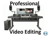 Professional Video Editing Service Provider