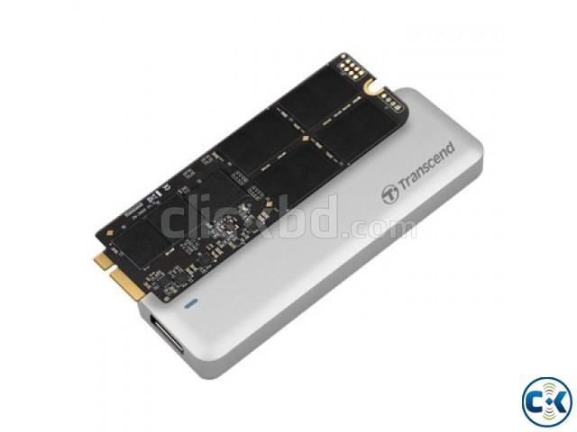 Transcend JetDrive 725 SSD Upgrade Kit for Mac | ClickBD large image 0