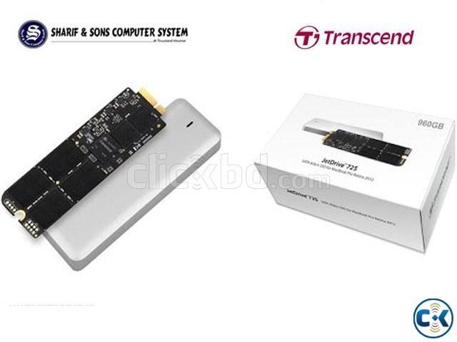 Transcend JetDrive 725 SSD Upgrade Kit for Mac | ClickBD large image 2