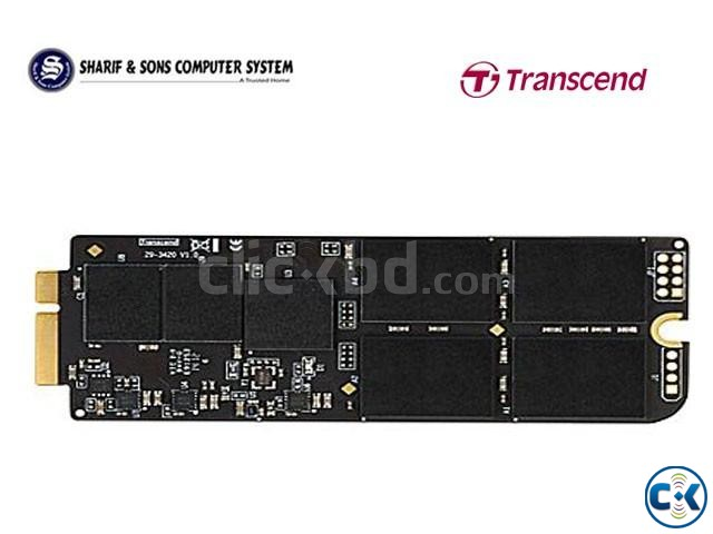 Transcend JetDrive 725 SSD Upgrade Kit for Mac | ClickBD large image 3