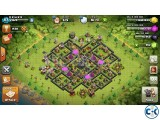 Clash of Clan Town hall 9