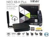 MINIX NEO X8-H Plus 3D Blu-ray ISO 4K Android Media Player