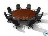 Conference room table clipart