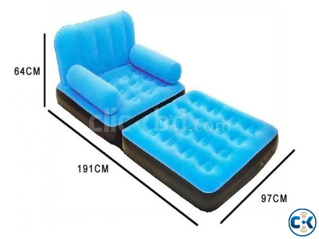 5 In 1 Singale Sofa Bed Clickbd