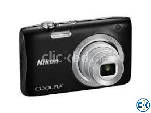 Nikon Coolpix S2900 20MP 5x Zoom Compact Digital Camera | ClickBD large image 0