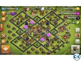 Clash of Clans TH 10 Lvl 128 for sale