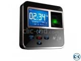 Fingerprint RFID card Security time attendance system