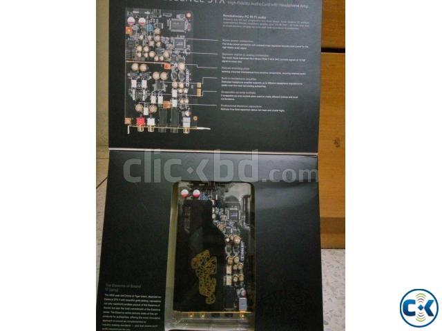 ASUS Xonar Essence STX Brand New Sound Card wid 1 yr wrnty  | ClickBD large image 0